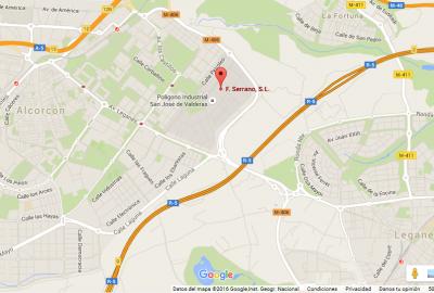 mapa web